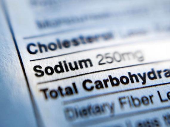 sodium content of foods pdf