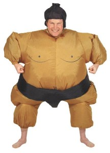 Don't want to look like a Sumo?