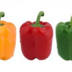 1 small bell pepper (capsicum) = 1 Serve