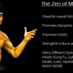 The Zen of Martial Arts