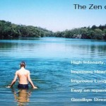 The Zen of Swimming