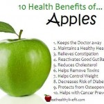 10 Health Benefits of Apples.