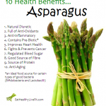 10 Health Benefits of Asparagus.