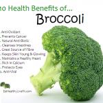 10 Health Benefits of Broccoli.