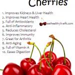 10 Health Benefits of Cherries.