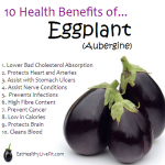 10 Health Benefits of Eggplant (Aubergine).