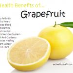 10 Health Benefits of Grapefruit.