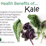 10 Health Benefits of Kale.