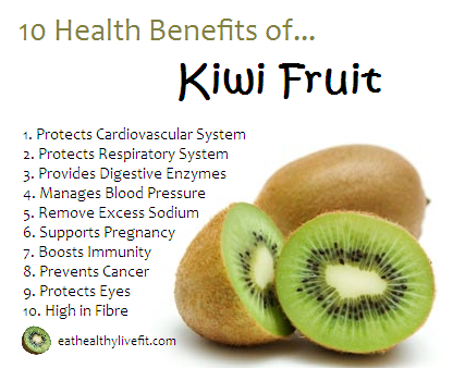 kiwi fruit facts fruit and vegetable juice recipes for weight loss