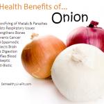 10 Health Benefits of Onion.