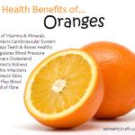 10 Health Benefits of Oranges.