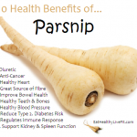 10 Health Benefits of Parsnip.