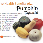10 Health Benefits of Pumpkin (Squash).