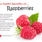 10 Health Benefits of Raspberries.