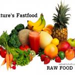 Nature's Fast Food - RAW FOOD