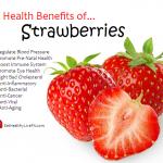 10 Health Benefits of Strawberries.
