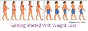 Getting Started With Weight Loss