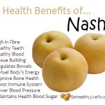 10 Health Benefits of Nashi.