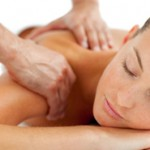 Massage for backpain