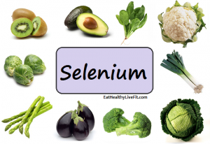 Selenium in Food and Health