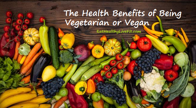 the health benefits of vegetarian eating