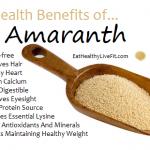Amaranth Seeds - eathealthylivefit.com