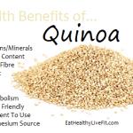 Quinoa - eathealthylivefit.com