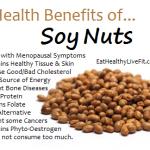 Soy Nuts - EatHealthyLiveFit.com