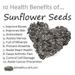 Sunflower Seeds - eathealthylivefit.com