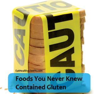 Gluten Bread - EatHealthyLiveFit.com