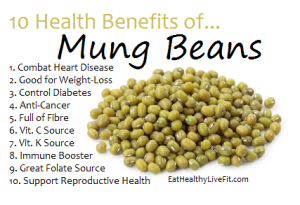 The Health Benefits of Mung Beans |