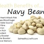 Navy Beans - eathealthylivefit.com