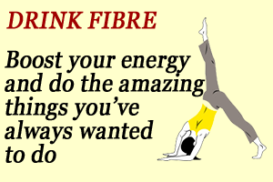 Drink Fibre - EatHealthyLiveFit.com