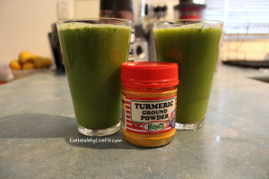 Daily Morning Juice - Turmeric - EatHealthyLiveFit.com