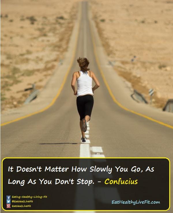 Don't Stop Confucius - EatHealthyLiveFit.com