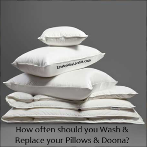 Pillows & Doonas - EatHealthyLiveFit.com