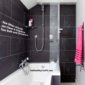 ShowerBath - EatHealthyLiveFit.com