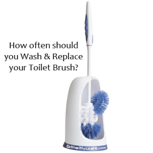 Toilet Brush - EatHealthyLiveFit.com