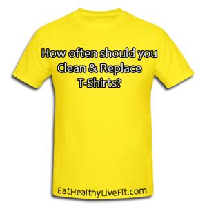 T-Shirt - EatHealthyLiveFit.com