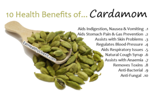 Cardamom - EatHealthyLiveFit.com