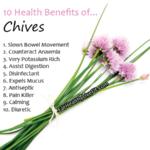 Chives - EatHealthyLiveFit.com